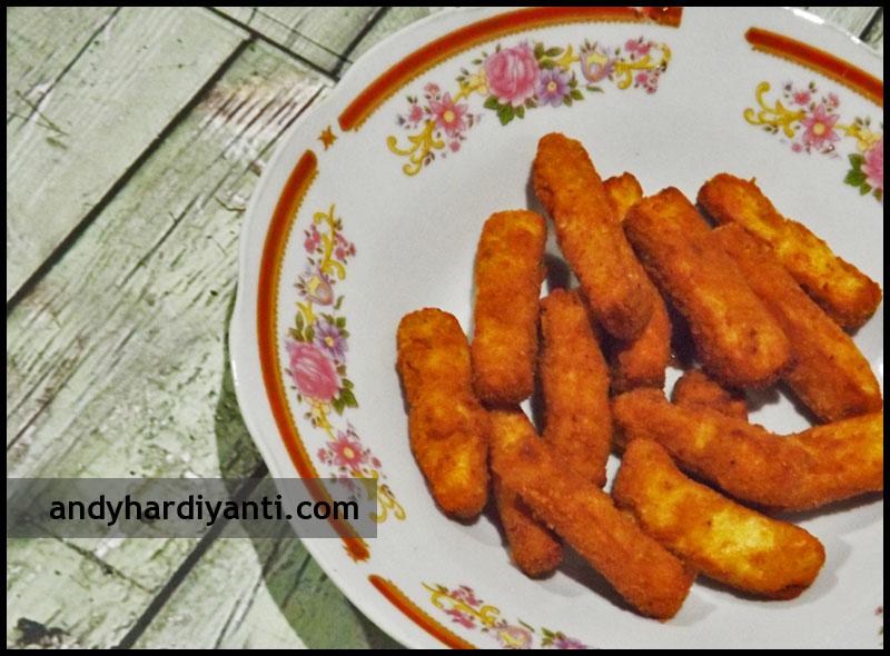 homemade chicken nugget