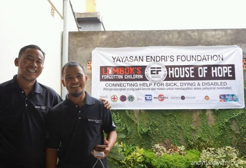 Lombok's Forgotten Children Center
