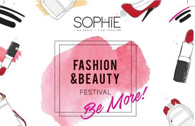Sophie Paris Fashion and Beauty Festival 2017