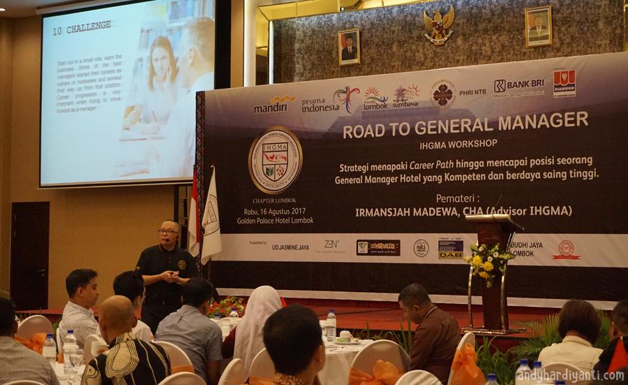 IHGMA Chapter Lombok