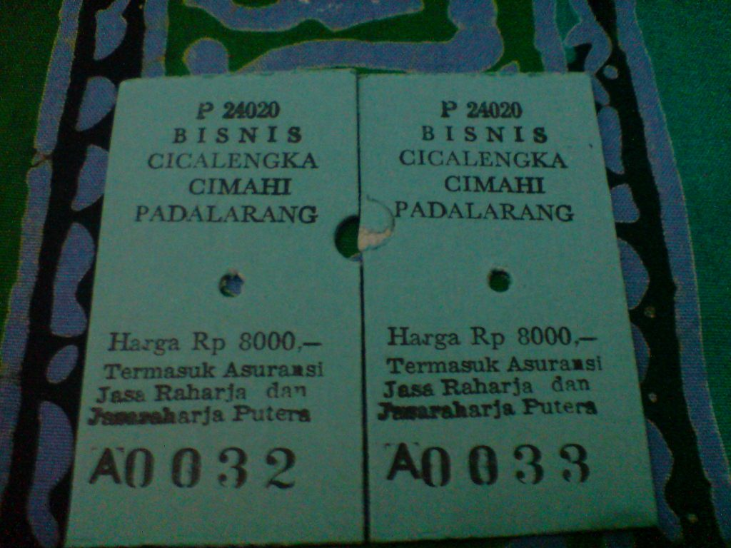 tiket kereta api di indonesia